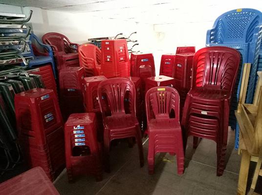bàn ghế nhựa giá rẻ - thanh lý đồ cũ 0834 567 824 | docuhp.com